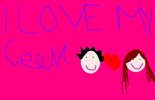 'Love my Geek' by Becky Wilson