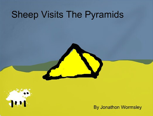 Sheep Visits the Pyramids