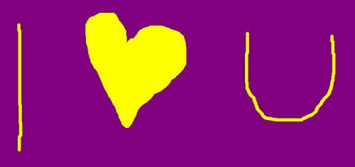 'Love' by Becky Wilson